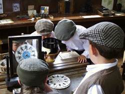 Great Cressingham Victorian School - The museum